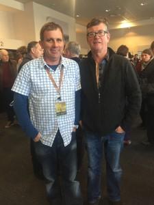 Shane Livingston, Burn Cottage Vineyard and James Milton